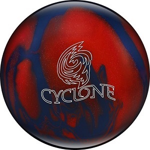 EBONITE Cyclone Blue/Red