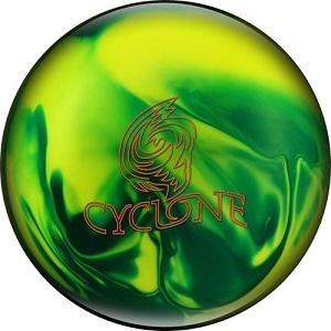 EBONITE Cyclone Green/Yellow