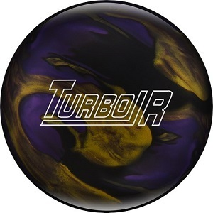 EBONITE Turbo/R Black/Purple/Gold