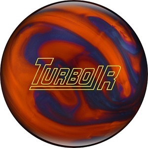 EBONITE Turbo/R Orange/Blue Pearl