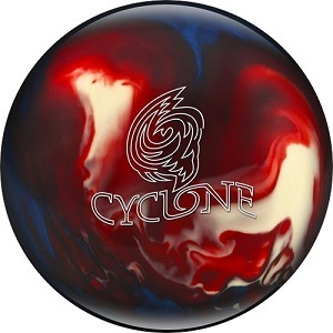 EBONITE Cyclone Red/White/Blue