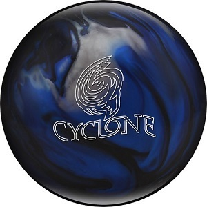 EBONITE Cyclone Black/Blue/Silver