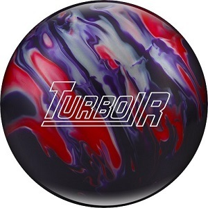 EBONITE Turbo/R Purple/Rot/Silber