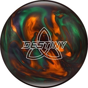 EBONITE Destiny Pearl Green/Orange/Smoke